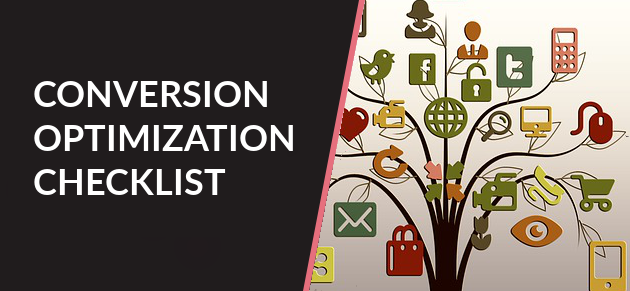 71 Point Checklist For Conversion Rate Optimization