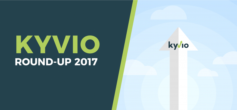 10 Cool Things That Happened at Kyvio in 2017 and Our Plans For 2018